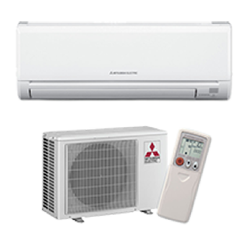 Fujitsu Mini Splits are incredibly efficient heating and air conditioning systems! Get yours today!
