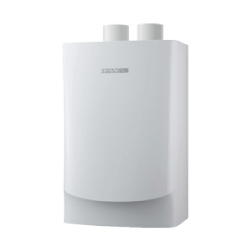 Navien tankless warter heaters are incredibly reliable and efficient! Call Lovings today!