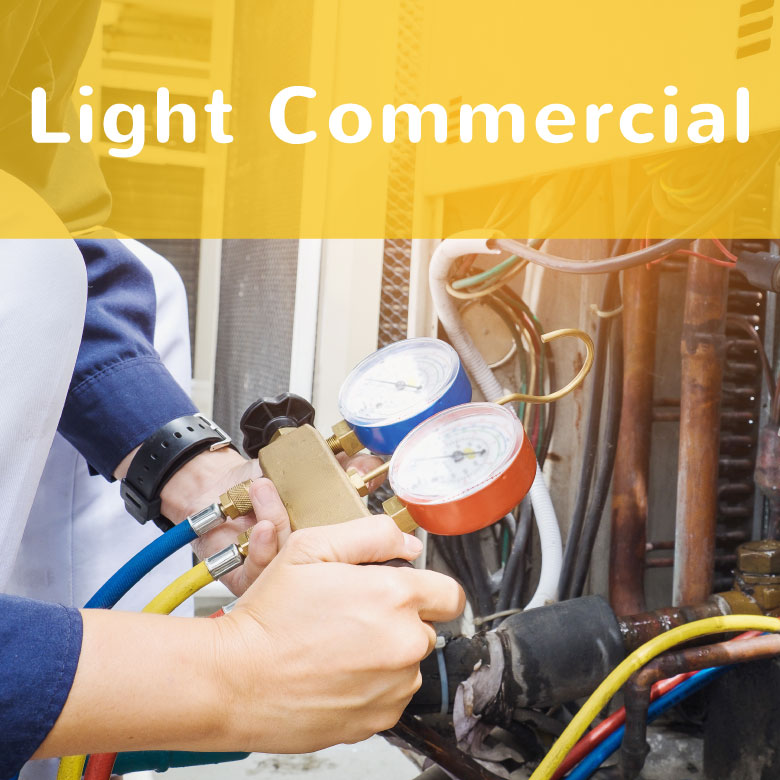We are your local Commercial service, repair and installation experts! Call us today!