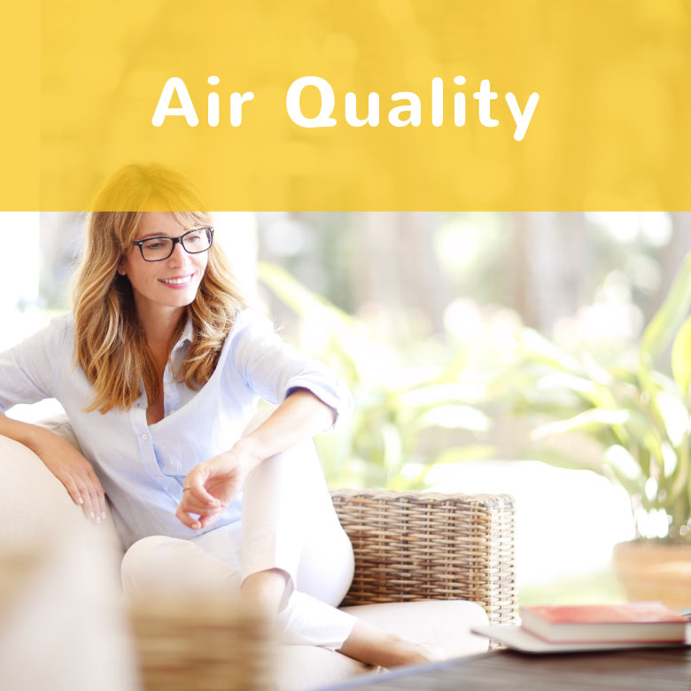 Breathe easier in your home! Call us today!