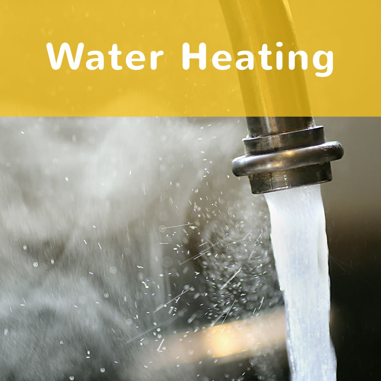 Do you wait too long for hot water? Call Lovings Heating & Cooling today for expert water heater services!